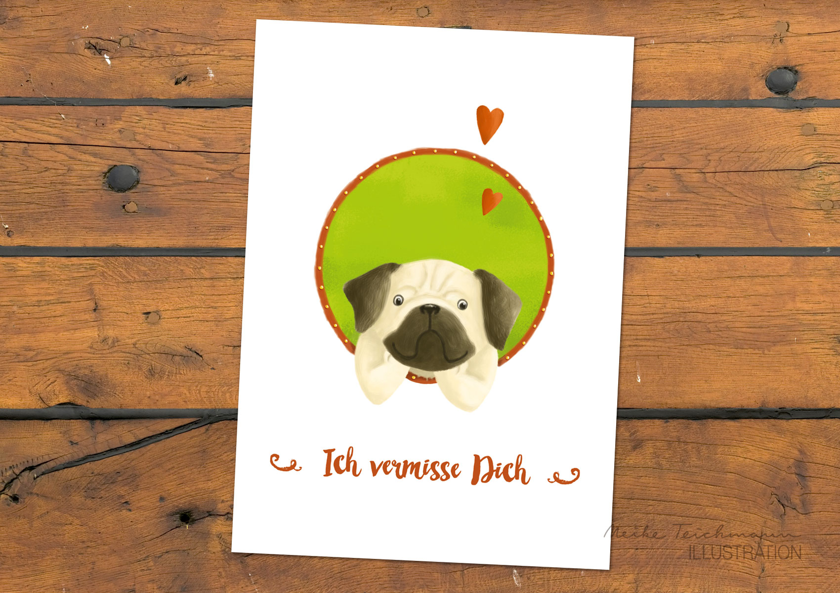 Hundepostkarten