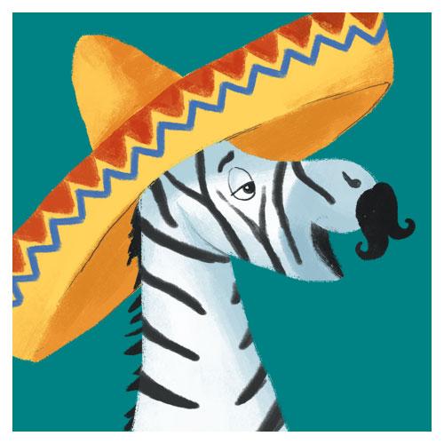 Zebra Singers