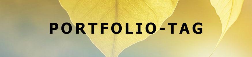 Portfolio-Tag Titel
