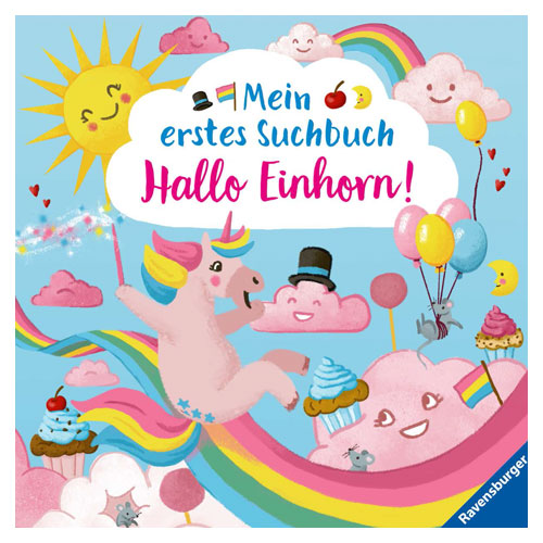 Hallo Einhorn, Ravensburger Verlag