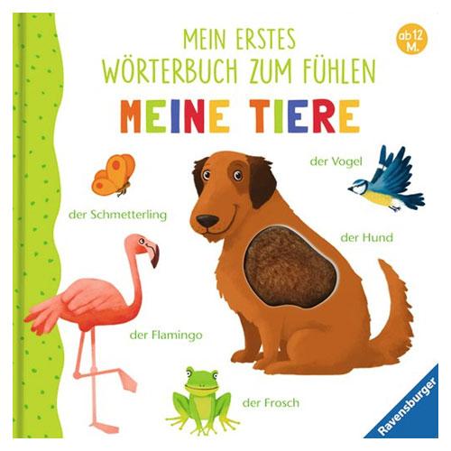 Fühlwörterbücher für Ravensburger