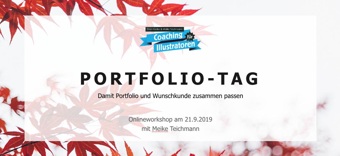 Portfolio-Tag