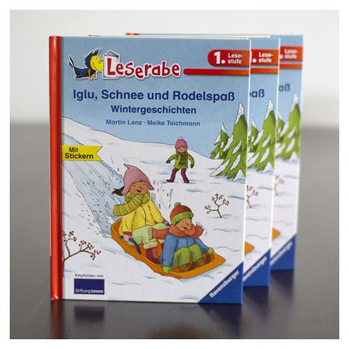 Leserabe Wintergeschichten
