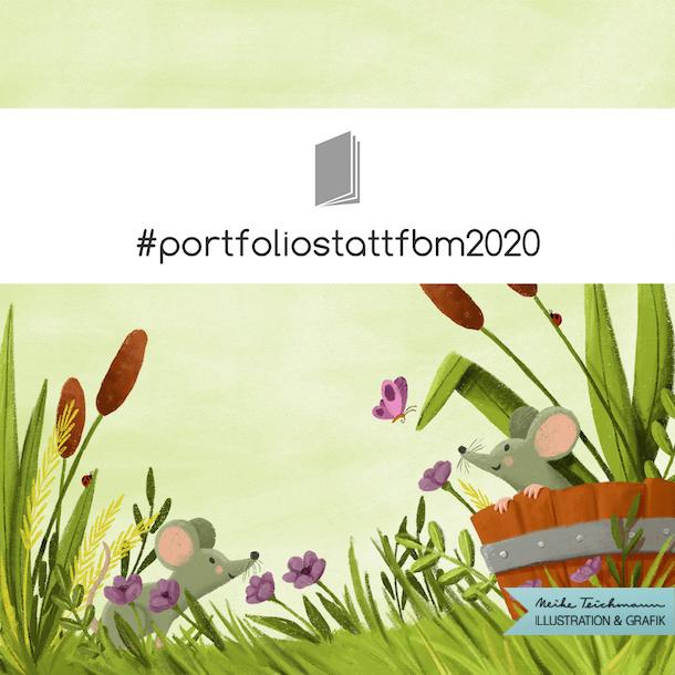 Titelbild #portfoliostattfbm2020