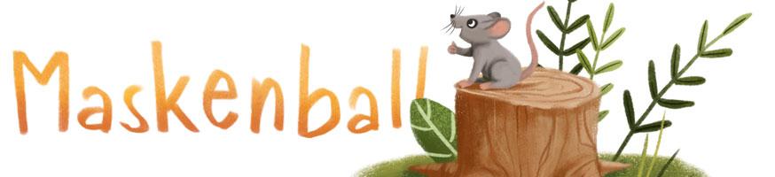 Maskenball der Tiere