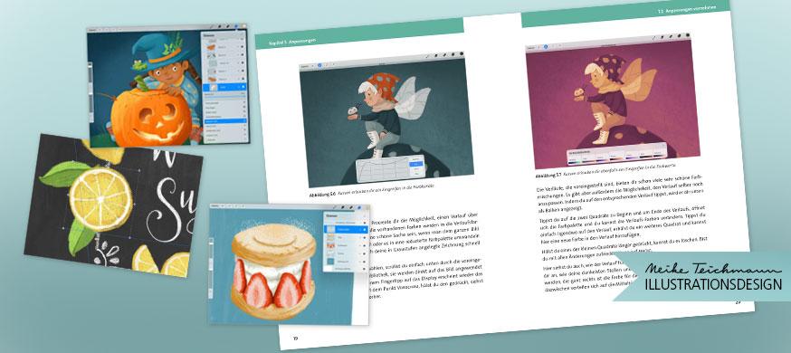 288 Seiten prall gefüllt mit Infos, Tipps und allen Werkzeugen und Funktionen zur App