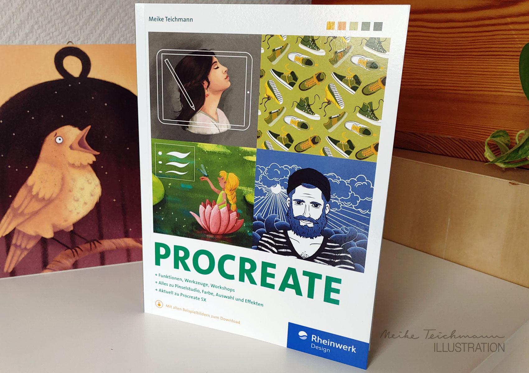 Cover Procreatebuch