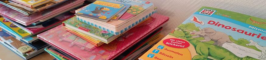 Bücherspenden